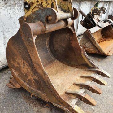 Iron Attachments naudotas kasimo kaušas
