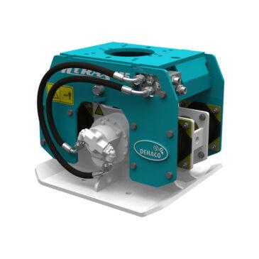 Hyrax 175 hydraulic compactor, 2 – 5 ton