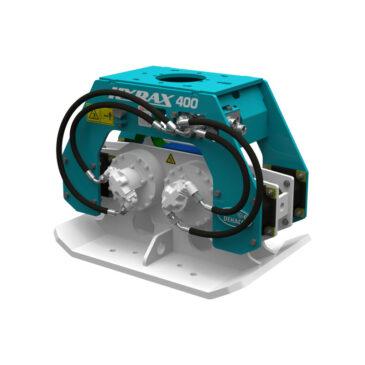 Hyrax 400 hydraulic compactor 8 – 18 ton