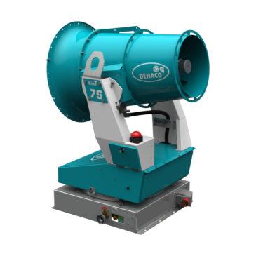 Tera 75 Dust control unit