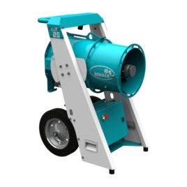 Tera 25 Dust Control Unit 110V/230V