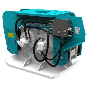 Hyrax 950 hydraulic compactor 22 – 45 ton