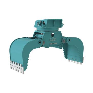 DMG1202-R hydraulic multi grab 17 – 28 ton