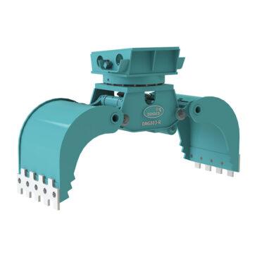 DMG150-R hydraulic multi grab 1,5 – 3 ton