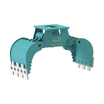 DMG150-F hydraulic multi grab without rotation 1,5 – 3 ton