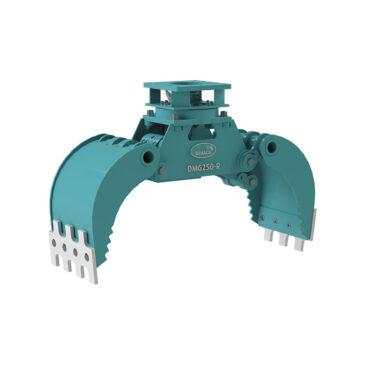 DMG250-R hydraulic multi grab 2,5 – 5 ton