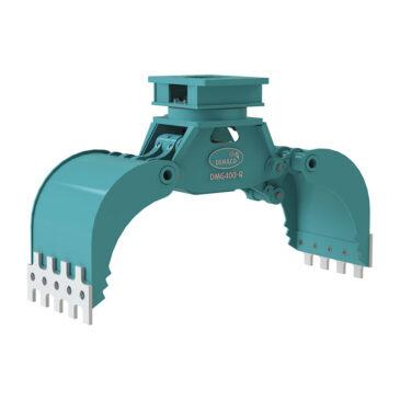 DMG400-R hydraulic multi grab 4 – 6 ton