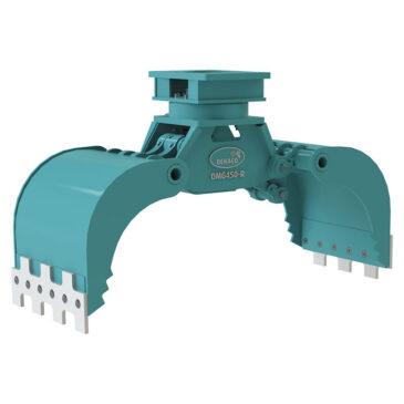 DMG450-R hydraulic multi grab 5 – 8 ton
