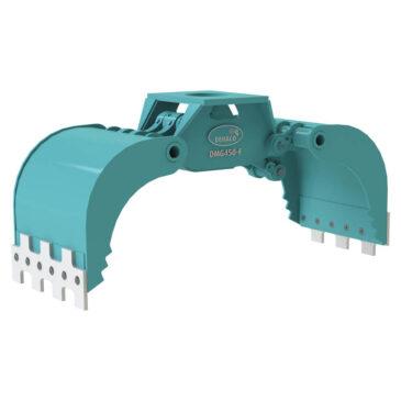 DMG450-F hydraulic multi grab without rotation 5 – 8 ton