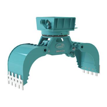 DMG452-R hydraulic multi grab 6 – 11 ton