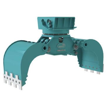 DMG502-R hydraulic multi grab 7 – 12 ton