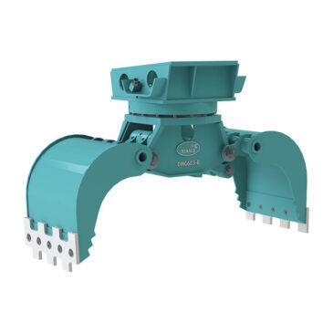 DMG603-R hydraulic multi grab 10 – 16 ton