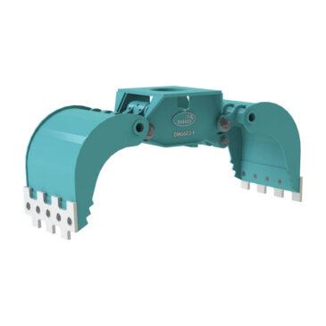 DMG603-F hydraulic multi grab without rotation 10 – 16 ton