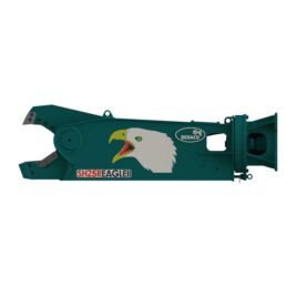 Description SH25R Eagle II Shear, 4 – 6 t.